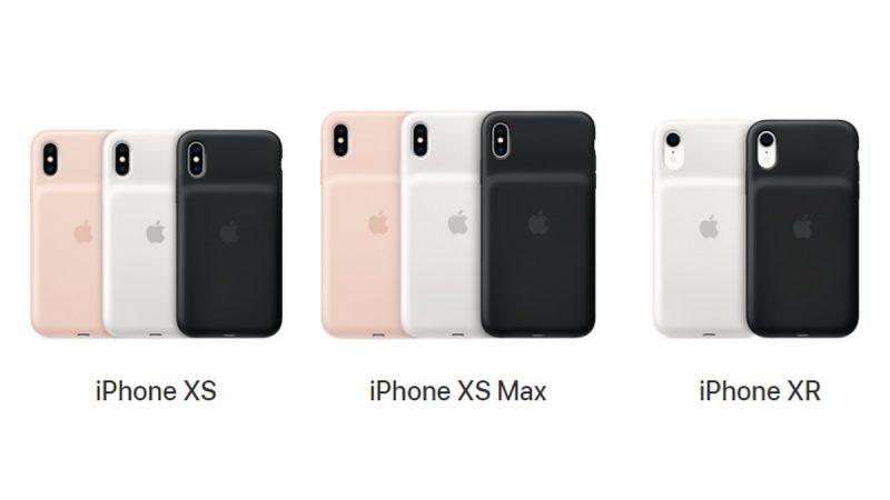 Apple remplace des modèles défectueux de sa coque-batterie Smart Battery Case