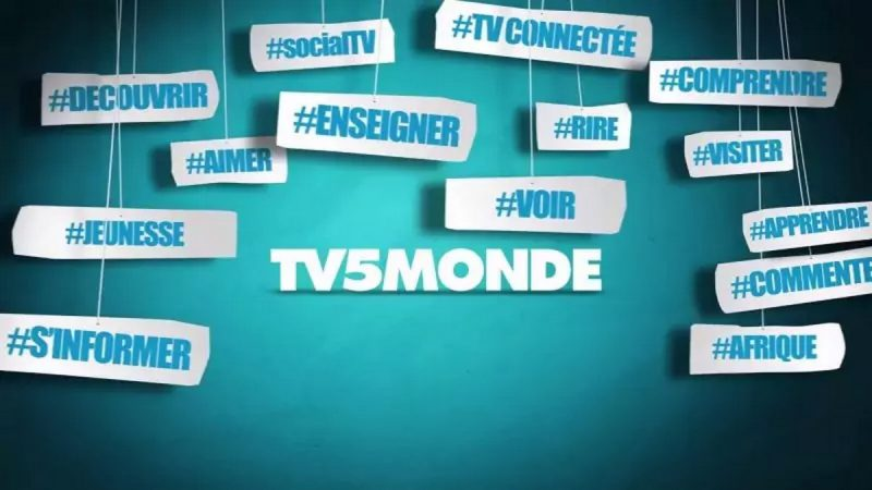 TV5 Monde lancera sa plate-forme VOD avec publicité en septembre
