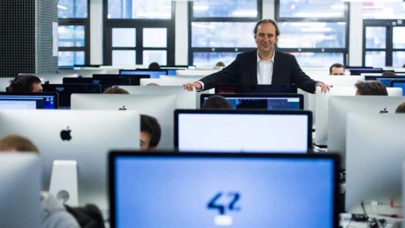 La première pierre d'une nouvelle école 42 française est posée