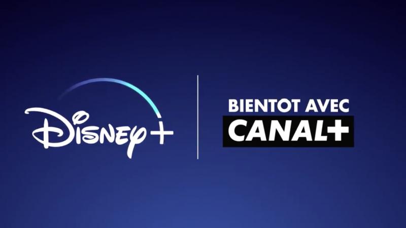 Canal+ commence à annoncer à ses abonnés que le service Disney+ sera offert durant 1 an