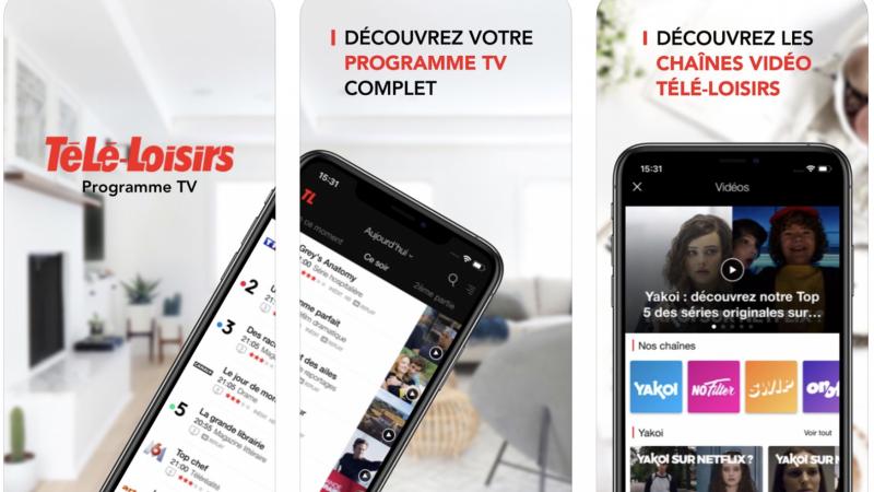 Télé Loisirs : l'app à utiliser comme télécommande virtuelle sur votre Freebox, se met à jour