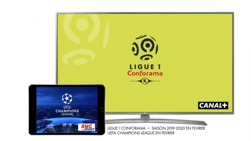 """Canal+ """"surclasse"""" certains abonnés et leur offre RMC Sport jusqu'en juin 2021"""