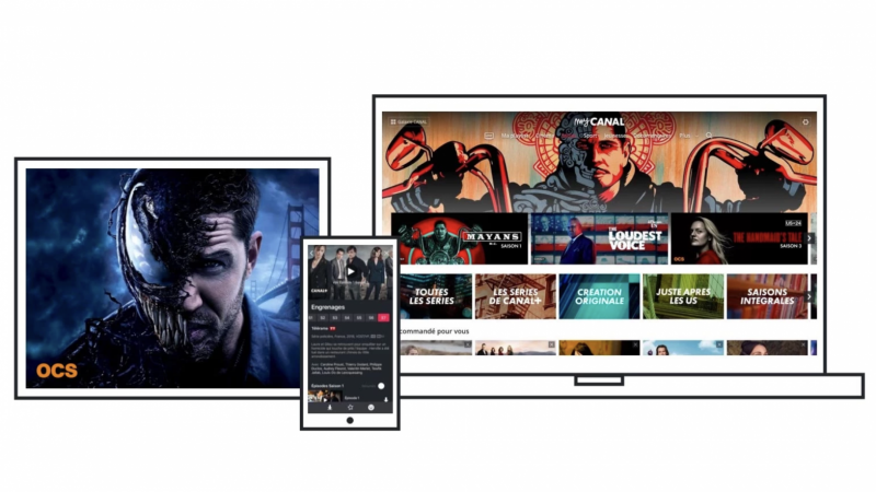 Canal+ lance une nouvelle vente privée et permet de bénéficier de Netflix, OCS et bientôt Disney+ à un prix attractif