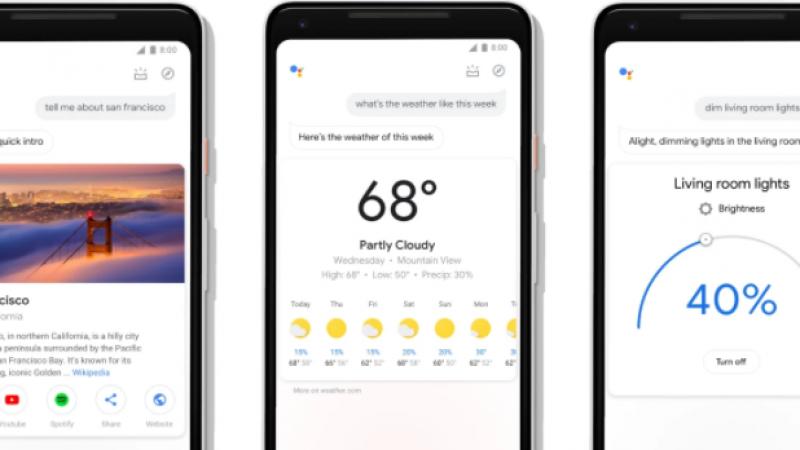 Google Assistant dévoile une mise à jour pour sa version mobile