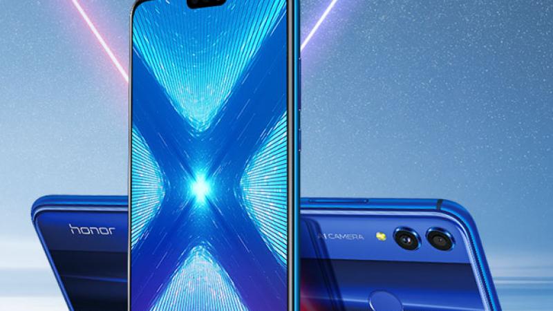 Honor 8X: un smartphone XXL désormais disponible en France à partir de 249€