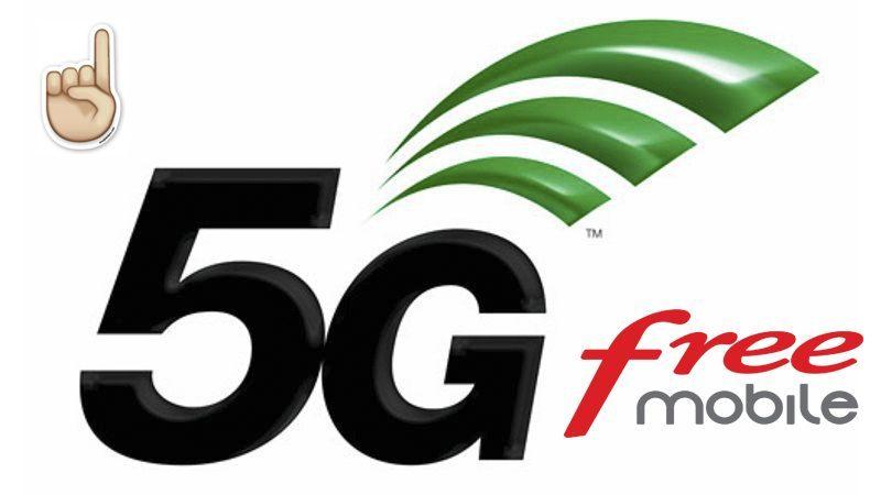 La 5G de Free Mobile flashée à près d'1 Gbit/s