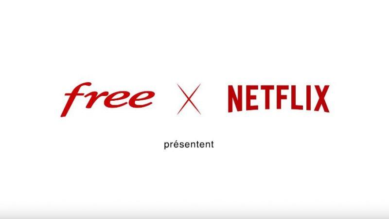 """Free présente ses nouveaux spots TV pour Netflix sur les Freebox: """"vous allez être très content"""""""