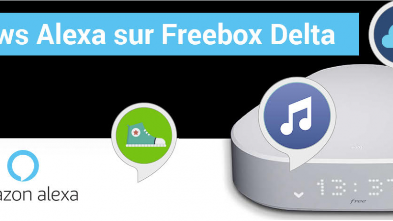 """Demo Alexa sur Freebox Delta : découvrez le mini jeu de rôle vocal """"Perdu en forêt"""""""