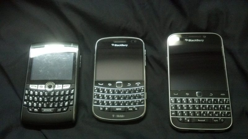 BlackBerry : les smartphones avec TCL, c'est fini