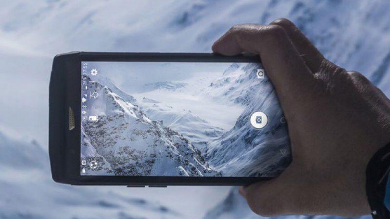 CrossCall Trekker X4 : le smartphone français qui accompagne les sportifs extrêmes
