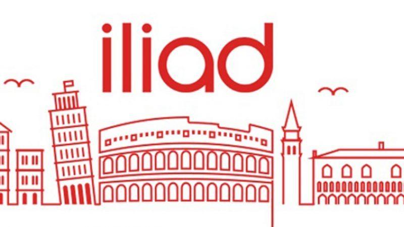 Iliad améliore son réseau 4G en Italie