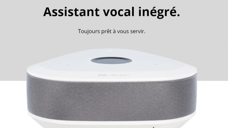 """Demo Alexa sur Freebox Delta : Améliorez-vous très simplement avec """"un mot en anglais par jour"""""""