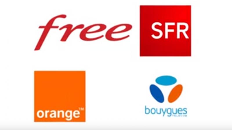 [ L'actu en vidéo ] SFR, Free, Orange ou Bouygues : qui propose le meilleur débit sur le mobile