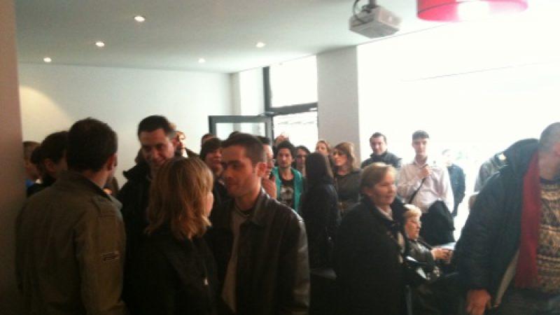 L'inauguration du concept store Univers Freebox en images