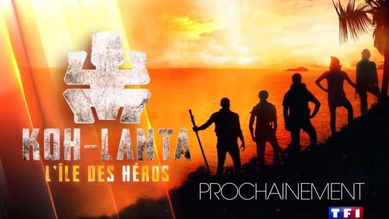 TF1 dévoile un nouveau générique pour la prochaine saison de Koh-Lanta