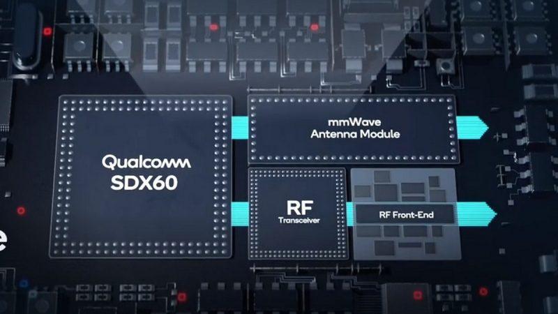 Qualcomm annonce un nouveau modem 5G jusqu'à 7,5 Gbit/s pour les smartphones
