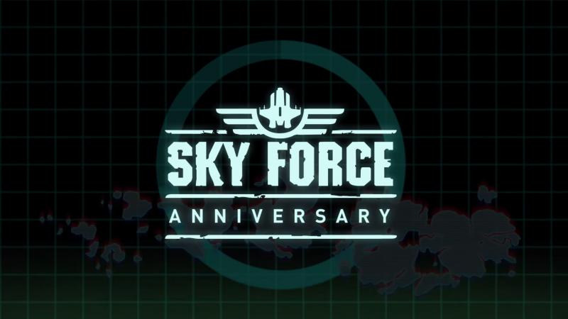 Test : Sky force Anniversary, un shoot'em up nerveux sur la Freebox Mini 4K