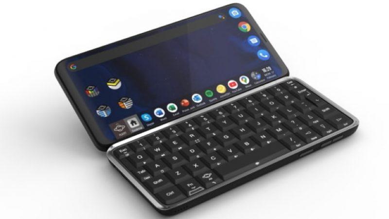 Astro Slide : une fusion entre un smartphone et un PC portable ?