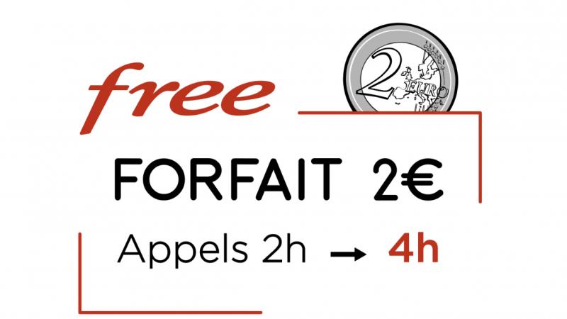 Free Mobile améliore à nouveau son forfait à 2 euros — Coronavirus