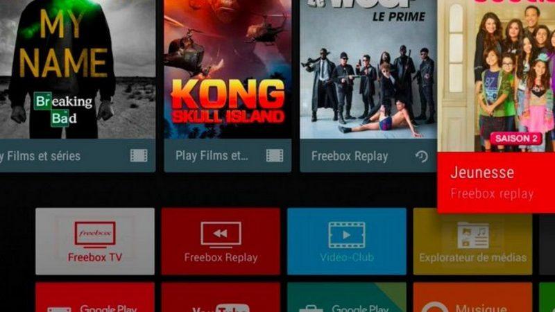Technologies utilisées par Free : focus sur le système Android TV