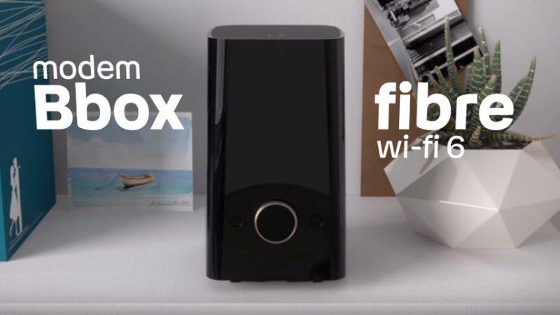 Bouygues Télécom propose désormais la migration vers son nouveau modem fibre Wi-Fi 6 pour ses abonnés