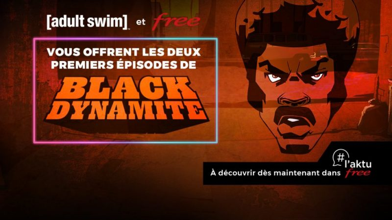 Freebox : Free et AdultSwim vous offrent les deux premiers épisodes d'une série déjantée