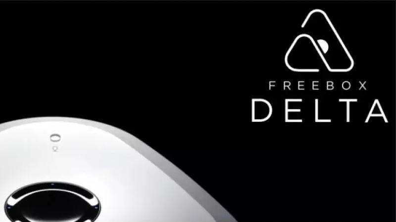 Free propose une nouvelle façon de naviguer sur son site dédié aux services domotiques de la Freebox Delta