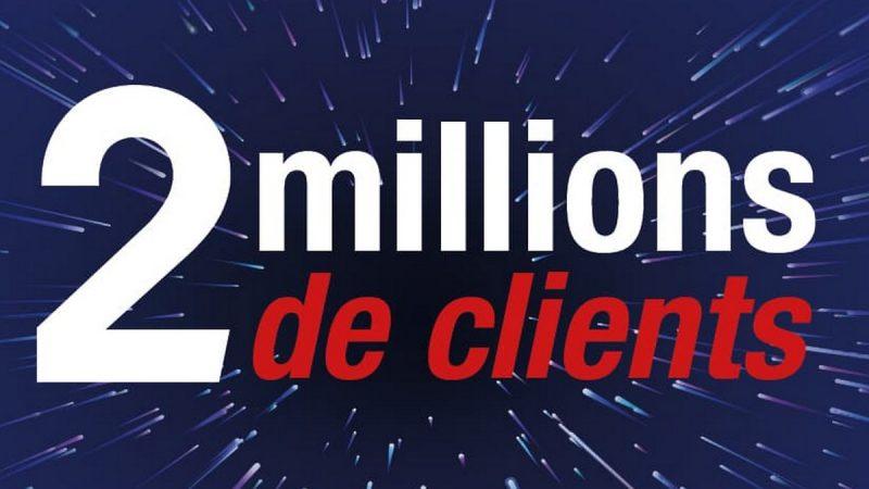 El Telecom est le 5e opérateur mobile en France avec 2 millions d'abonnés, sans réseau propre