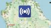 Découvrez la répartition des antennes Free Réunion 3G/4G sur Bras Panon