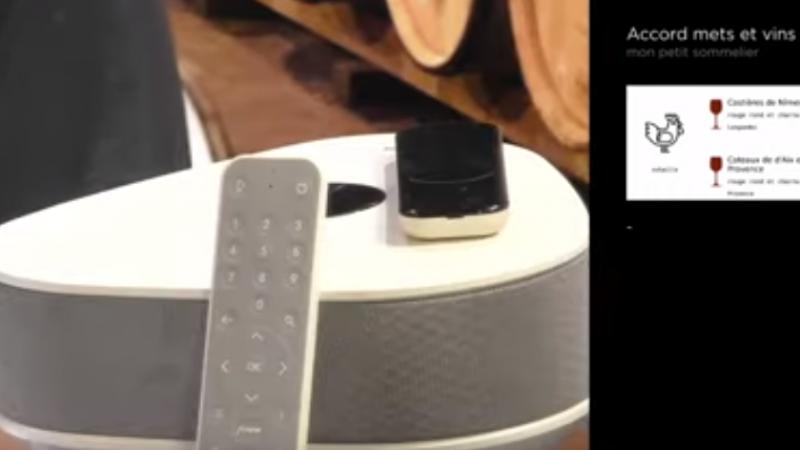 Demo Alexa Freebox Delta : Vous disposez maintenant d'un sommelier à domicile