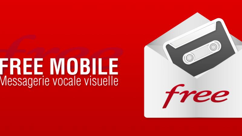 Free Réunion active la messagerie vocale visuelle sur iPhone et windows phone