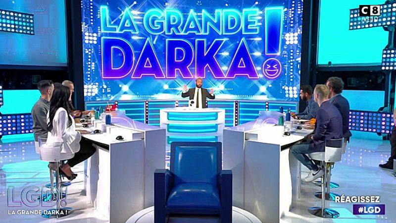"""C8 : Cyril Hanouna face à une accusation de plagiat pour son émission """"La Grande Darka"""""""