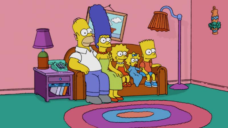 W9 : La saison 30 inédite des Simpson le 30 avril