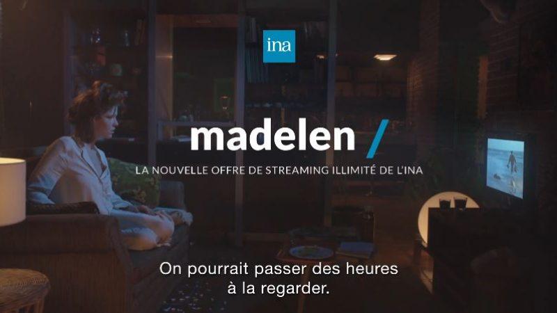 "L'INA va lancer ""Madelen"", son propre service de SVOD"