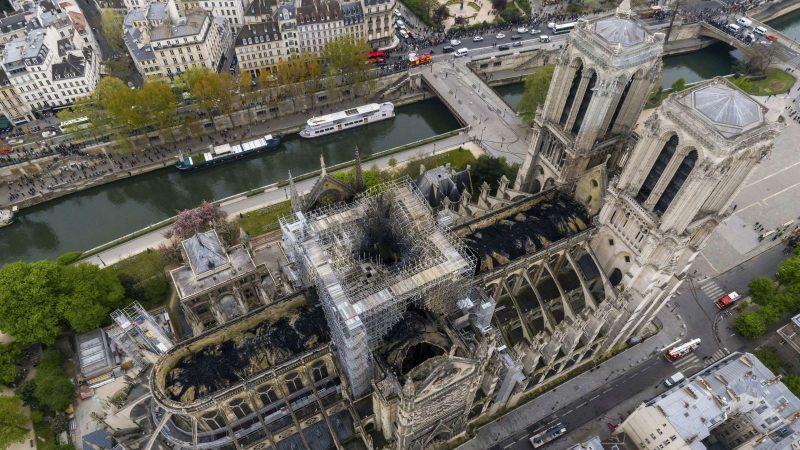 Incendie de Notre-Dame de Paris un an après, TF1 et France 2 diffuseront des documentaires inédits