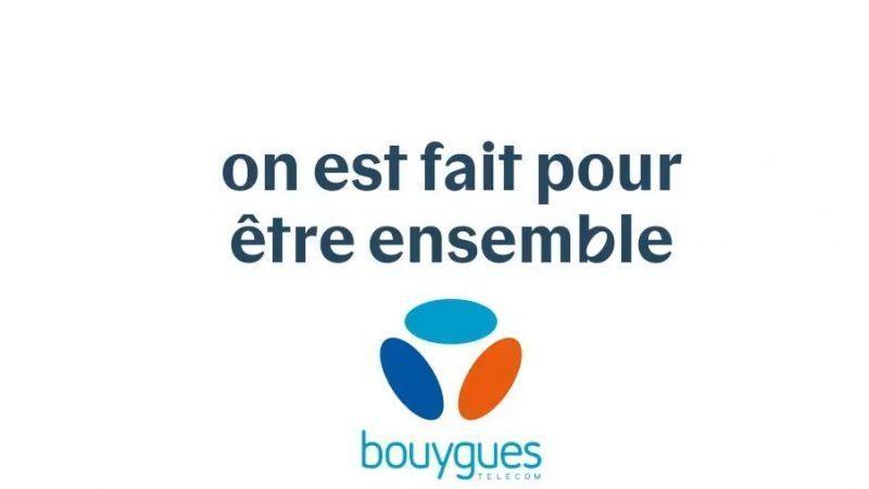 Bouygues Telecom augmente gratuitement les débits fibre de ses abonnés jusqu'à fin avril