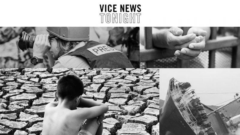 """Vice TV sur Freebox Delta et Révolution avec TV by Canal : lancement de """"VICE News Tonight"""" ce soir"""