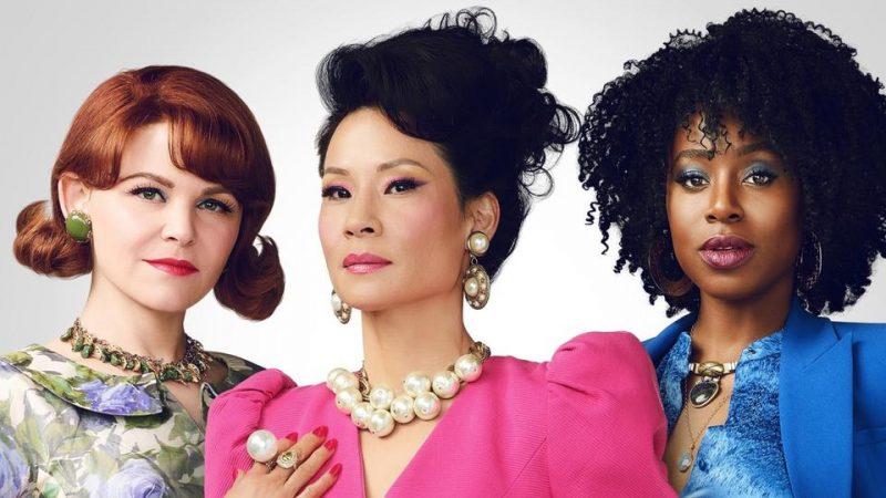 """Trois époques, trois femmes """"Why Women Kill"""" une série inédite ce soir sur M6"""