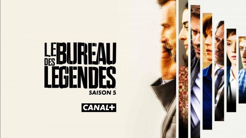 """Clin d'oeil : un modem 56K puis une Livebox à la rescousse pour le lancement de la saison 5 du """"Bureau des légendes"""" de Canal+"""