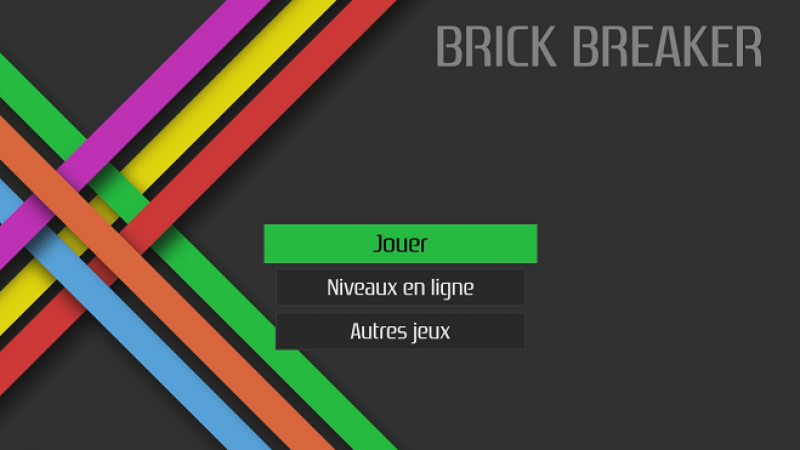 Idée confinement sur Freebox Delta, Revolution et One : amusez-vous avec Brick Breaker, où les freenautes peuvent créer des niveaux pour la communauté