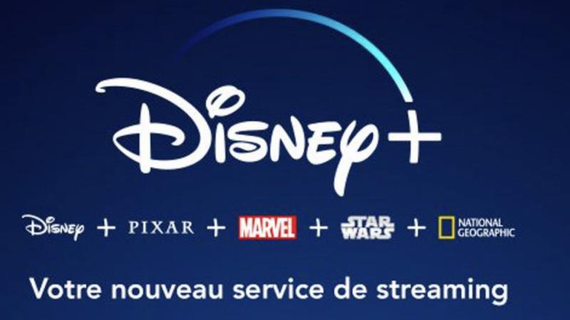 Top départ de Disney+ en France, avec 7 jours gratuits et quelques limites