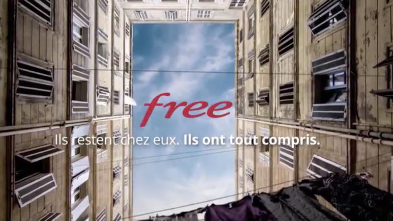 """Free : découvrez le 4ème épisode de la série """"Les voisins"""" dédiée au confinement"""