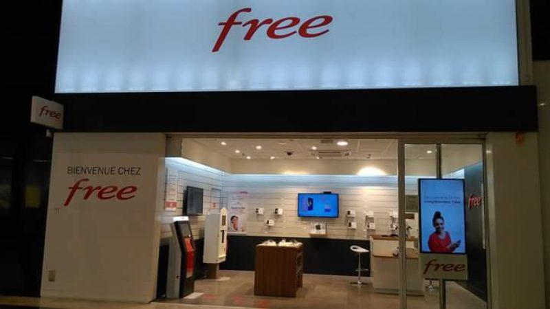 Certaines boutiques Free à La Réunion ouvrent leurs portes après plusieurs semaines de fermeture
