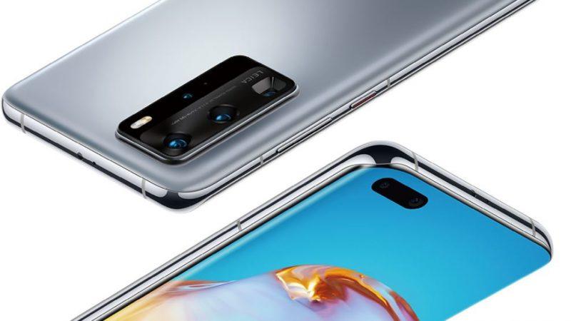Free Mobile : 200€ de remise sur le Huawei P40 5G
