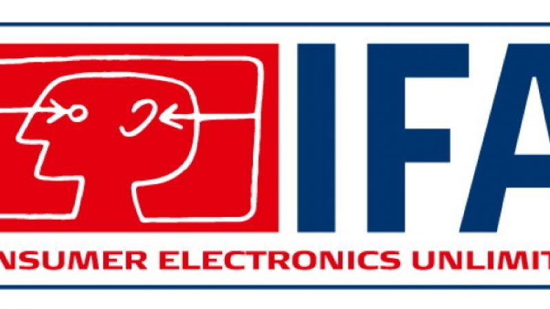 IFA 2020 : le salon sera diffusé en ligne sous la forme d'un « nouveau concept innovant »