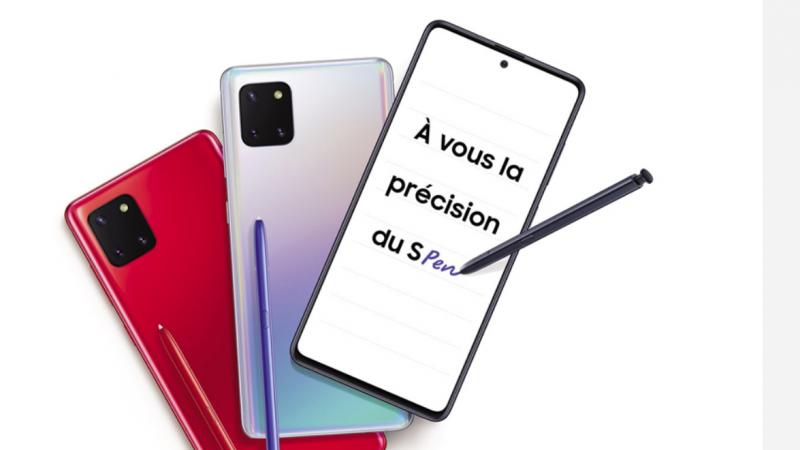 Free Mobile : un nouveau Samsung attrayant et attendu débarque dans la boutique en ligne