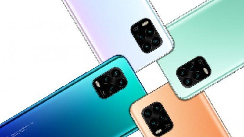 Mi 10 Lite Zoom : Xiaomi met l'accent sur la photo avec son nouveau milieu de gamme compatible 5G