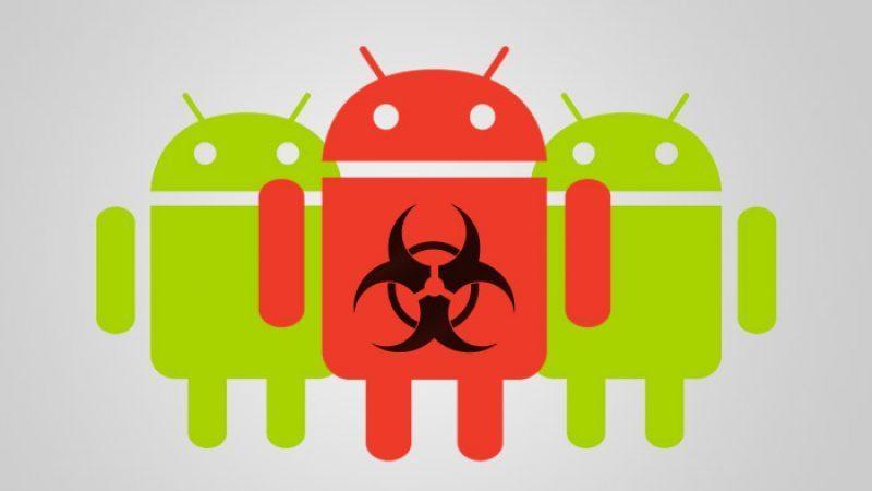 Android : 101 applications malveillantes à supprimer capables de subtiliser vos données personnelles