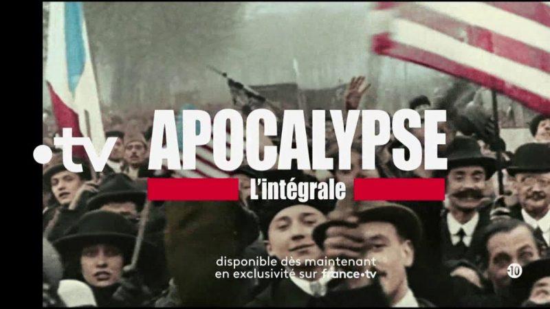 Mediawan : L'intégrale d'Apocalypse disponible sur france.tv