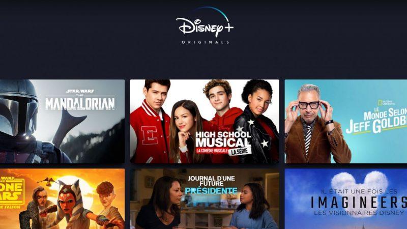 Disney+ annonce avoir gagné 50 millions d'abonnés depuis son lancement